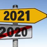 Good bye 2020; Hello 2021.
